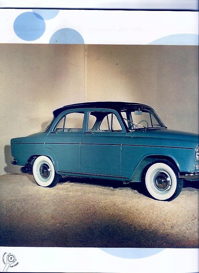 Auto Vintage 1/24 ° - Page 2 Aronde21