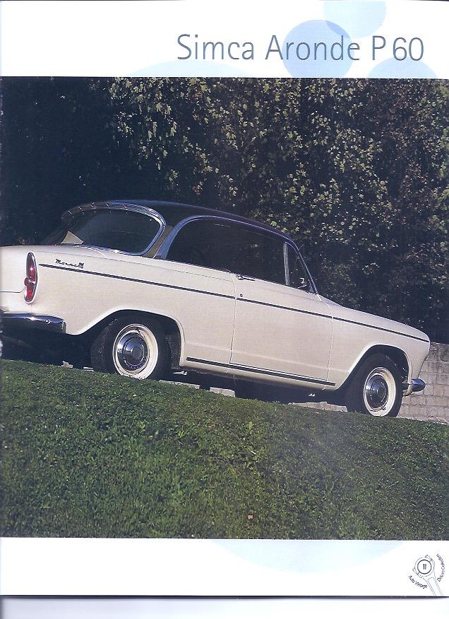 Auto Vintage 1/24 ° - Page 2 Aronde22