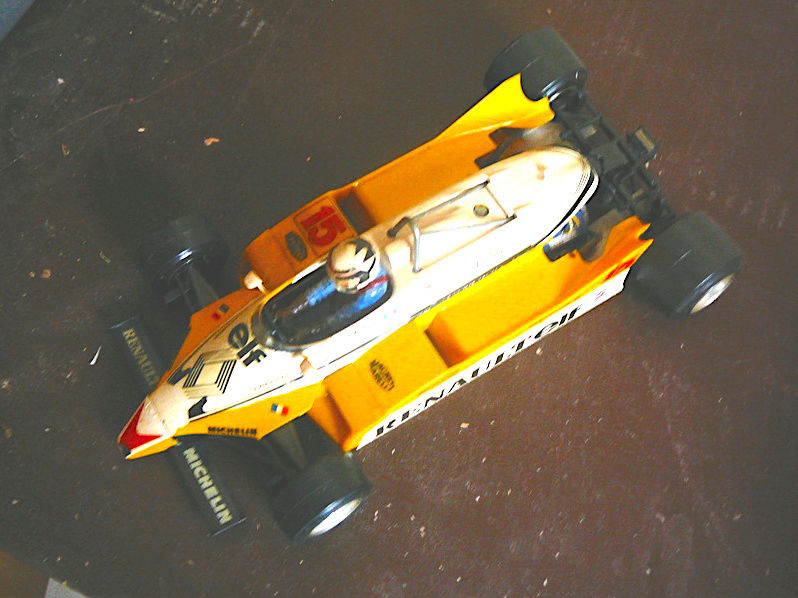 F1 Tamiya 1/20° Captu302