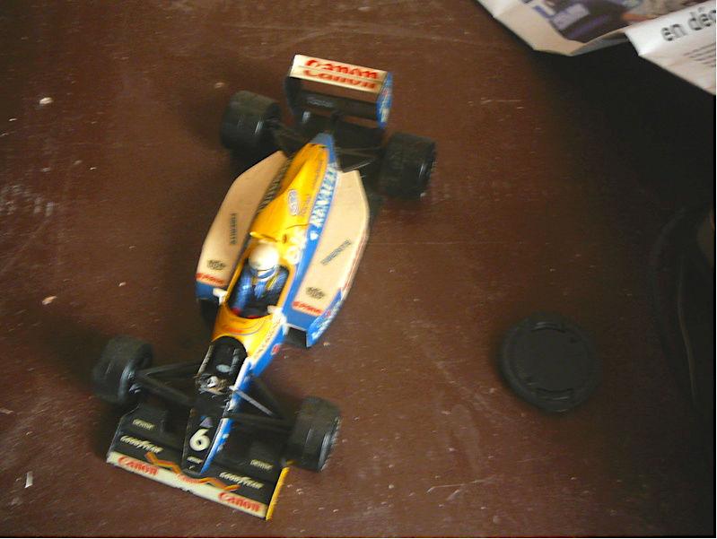 F1 Tamiya 1/20° Captu303