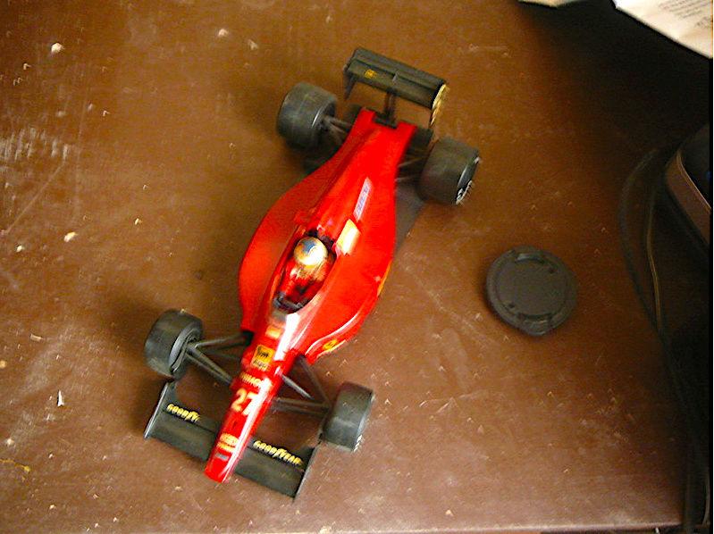 F1 Tamiya 1/20° Captu304