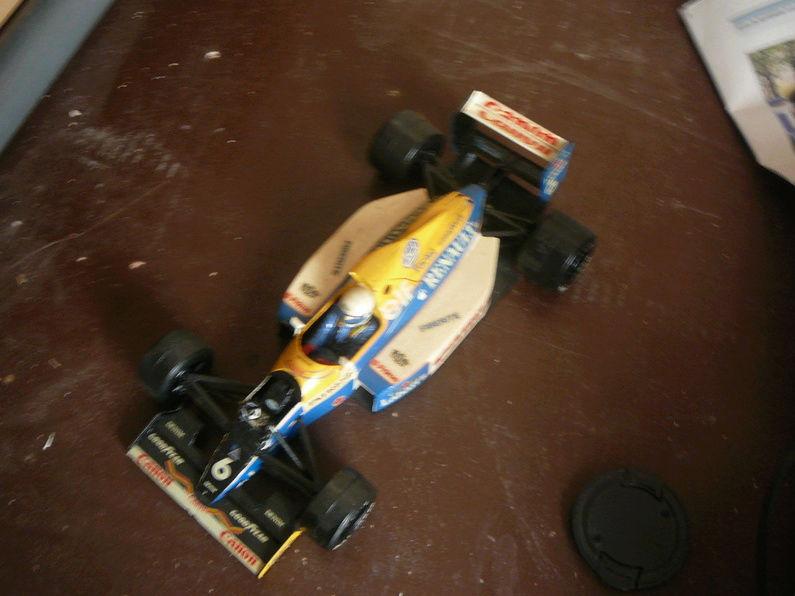 F1 Tamiya 1/20° Captu305