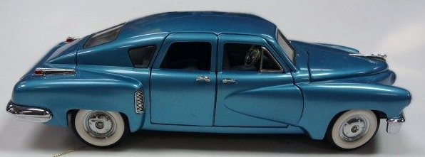 Tucker 1948 Limited edition 1/24° Franklin Mint. Captur70