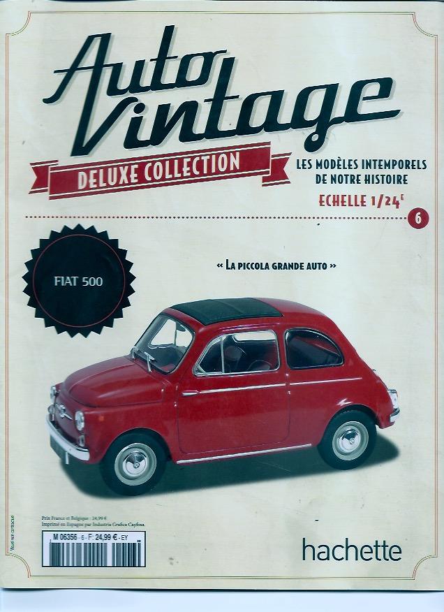 Auto Vintage 1/24 ° - Page 3 Fiat_510
