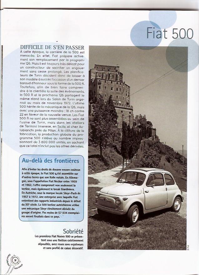 Auto Vintage 1/24 ° - Page 3 Fiat_526