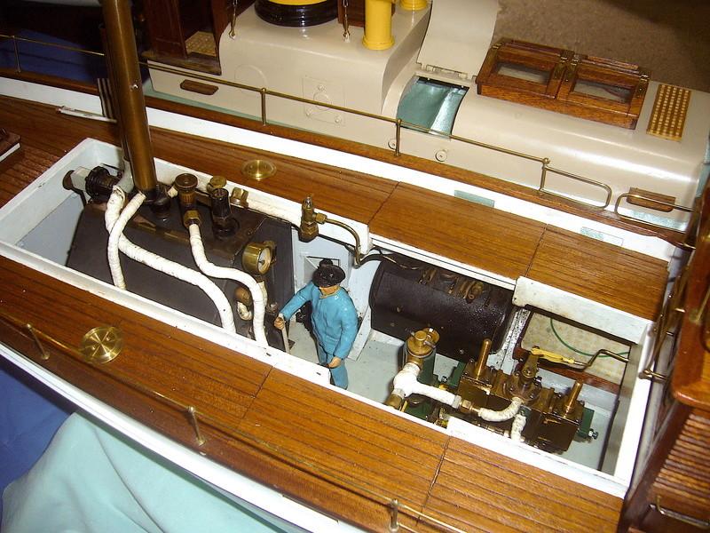 Le Lechalas Vedette à vapeur 1912 P1200672