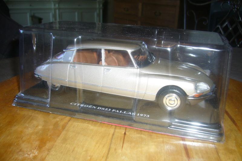 Auto Vintage 1/24 ° P1200938