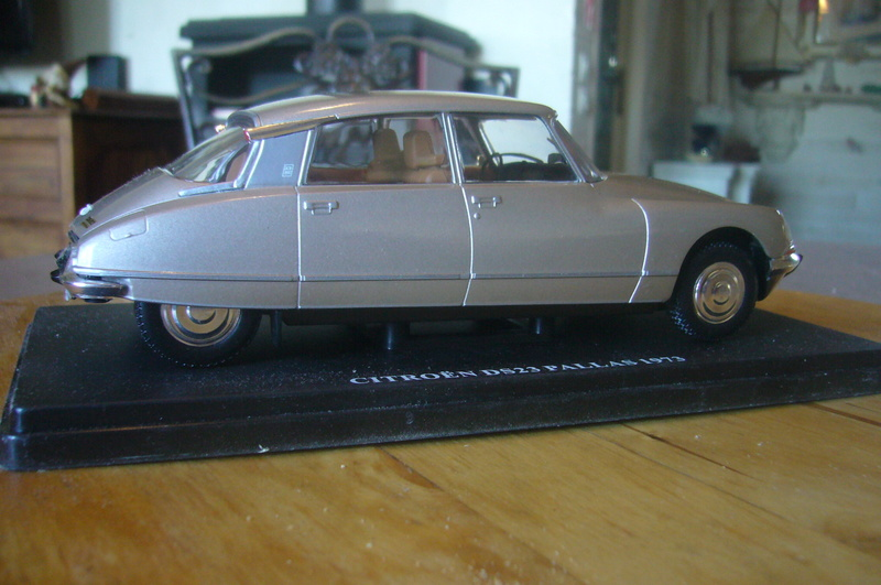 Auto Vintage 1/24 ° P1200942