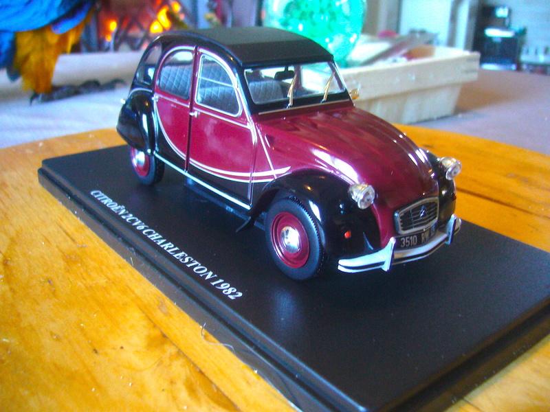 Auto Vintage 1/24 ° - Page 2 P1210042