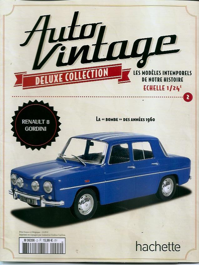 Auto Vintage 1/24 ° R8_gor10