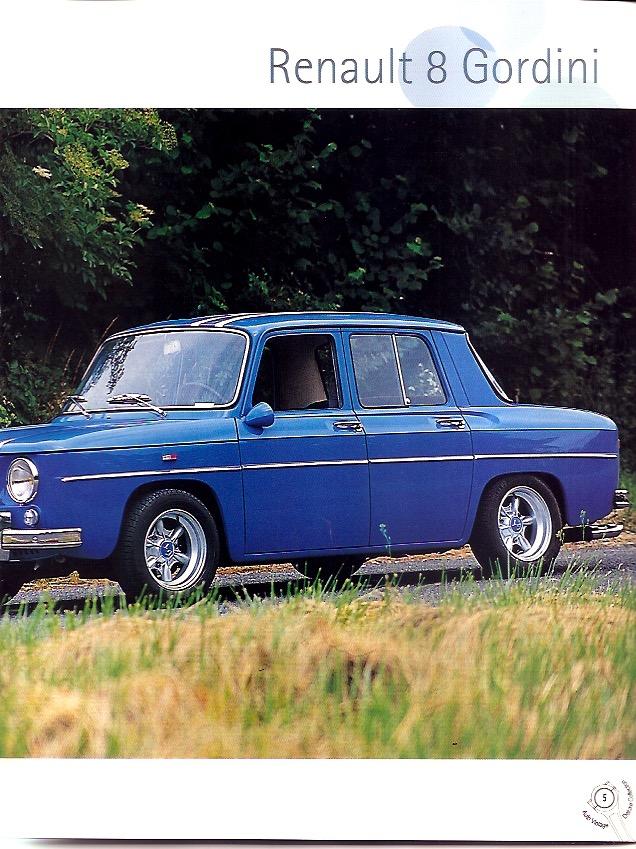 Auto Vintage 1/24 ° R8_gor11