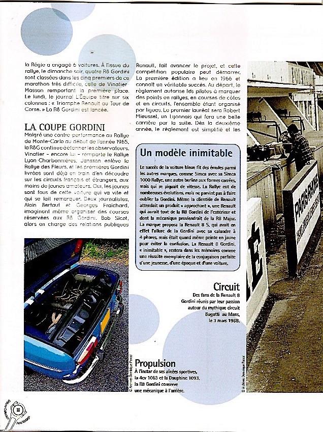 Auto Vintage 1/24 ° R8_gor20