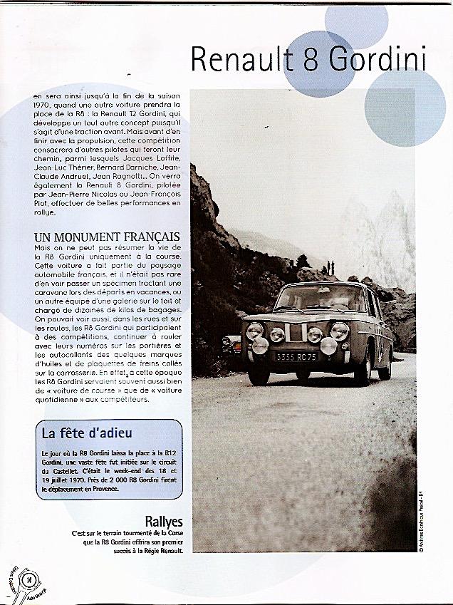 Auto Vintage 1/24 ° R8_gor21