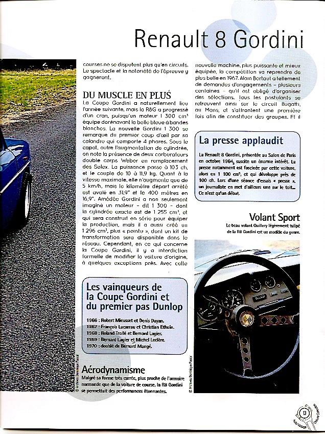 Auto Vintage 1/24 ° R8_gor24