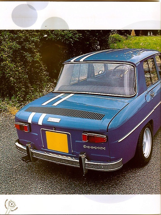 Auto Vintage 1/24 ° R8_gor25