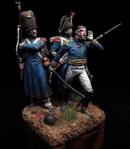 1er reg de Grenadiers a pied  - auteur inconnu 14938210