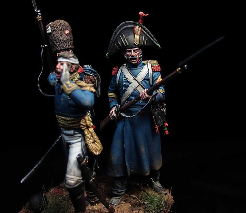 1er reg de Grenadiers a pied  - auteur inconnu 14938310