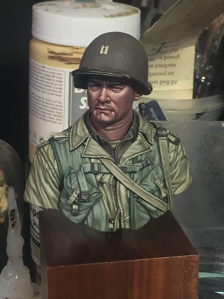 Capt. Miller US Ranger  ( buste) par Danny Capuano 14938311