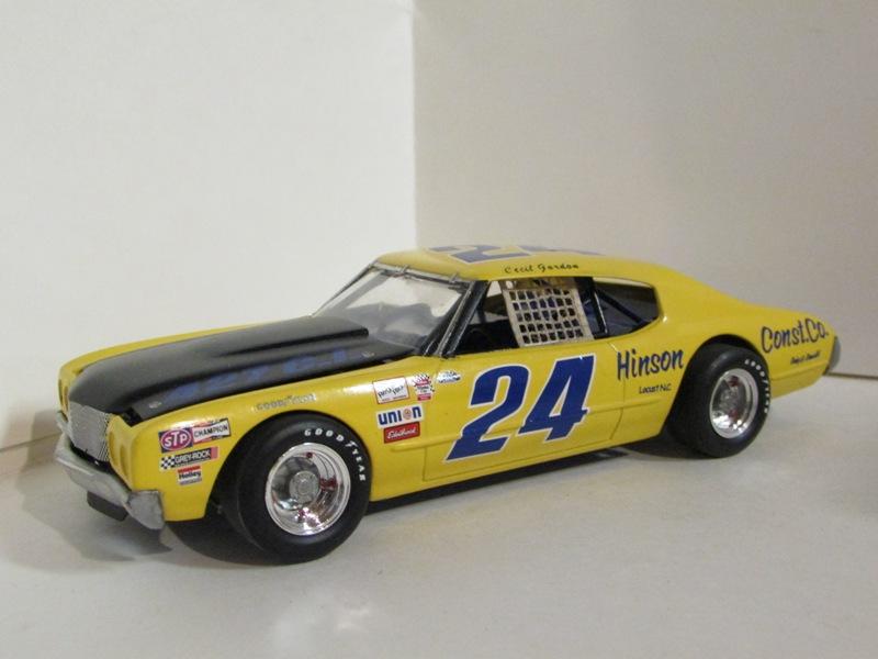 "1970 Chevelle Late Model Sportsman Cecil Gordon ""What if!"" 02510"