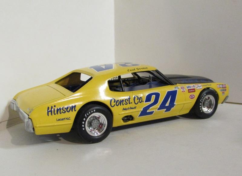 "1970 Chevelle Late Model Sportsman Cecil Gordon ""What if!"" 026_210"