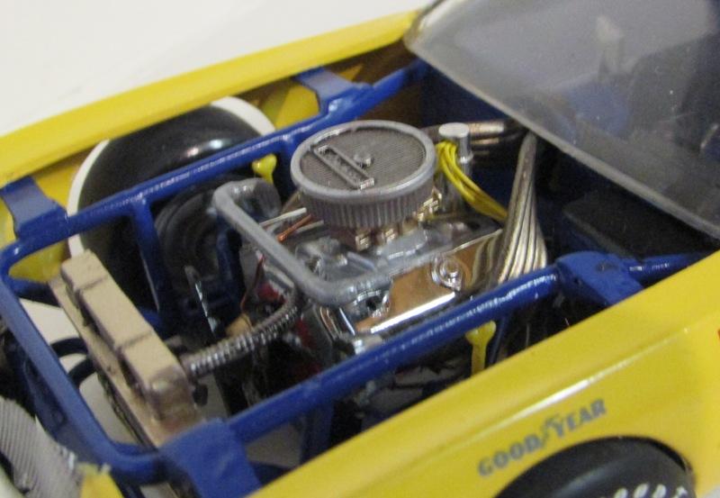 "1970 Chevelle Late Model Sportsman Cecil Gordon ""What if!"" 02910"
