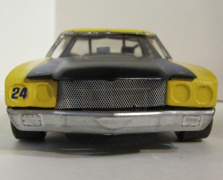 "1970 Chevelle Late Model Sportsman Cecil Gordon ""What if!"" 033_210"