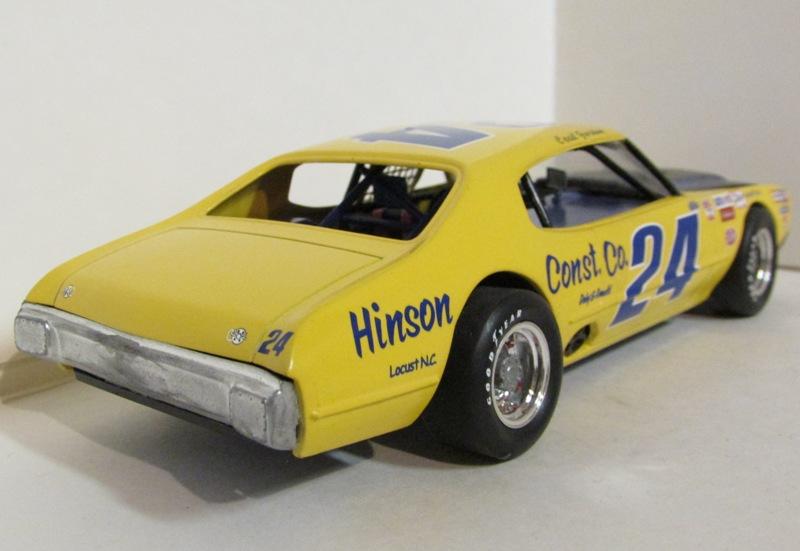 "1970 Chevelle Late Model Sportsman Cecil Gordon ""What if!"" 036_210"