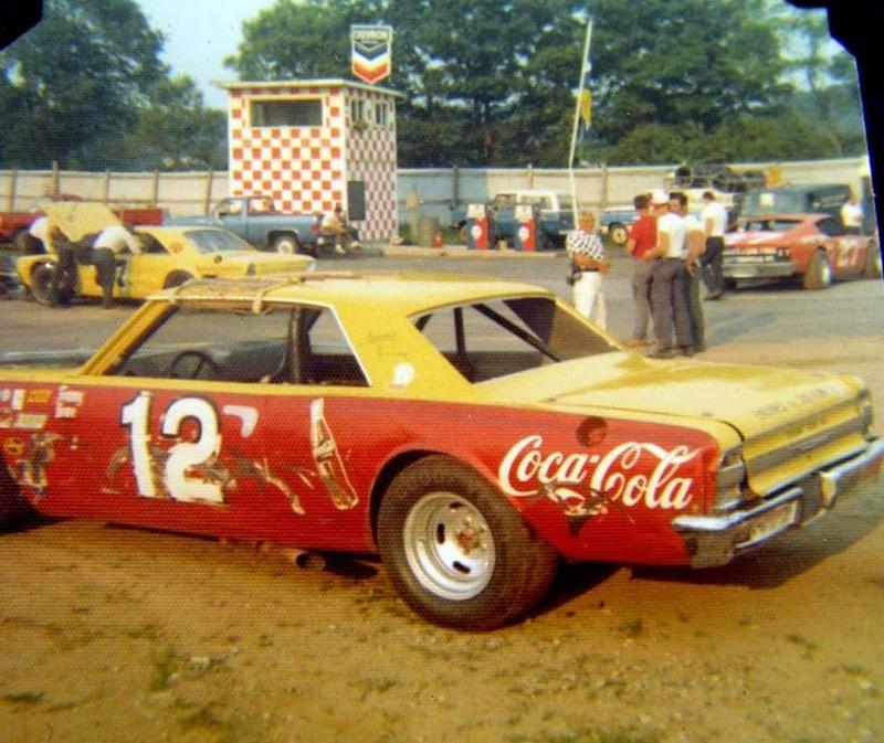 "1970 Chevelle Late Model Sportsman Cecil Gordon ""What if!"" 12938311"