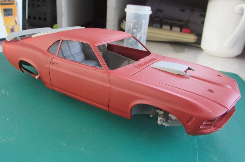 1970 Mustang Mach 1  2883d710