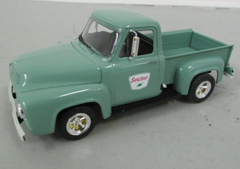 1953 Ford F100 Race car hauler Phase 1 de 3 terminé  38664f10