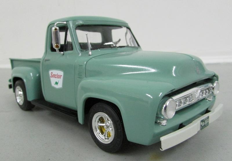 1953 Ford F100 Race car hauler Phase 1 de 3 terminé  39fe8110