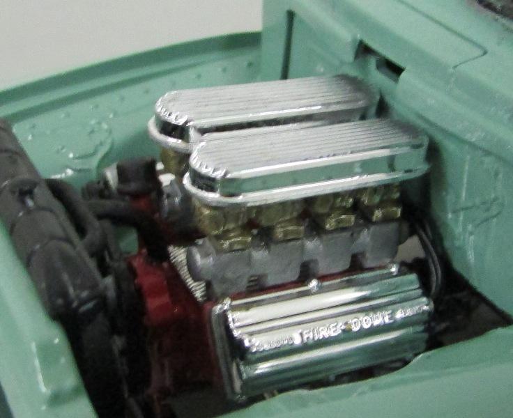 1953 Ford F100 Race car hauler Phase 1 de 3 terminé  4a64c910