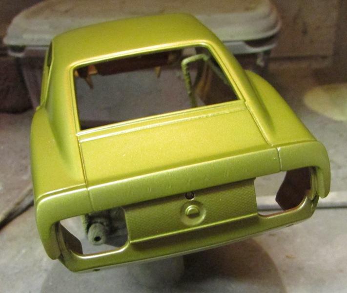 1970 Mustang Mach 1  6c2f6110