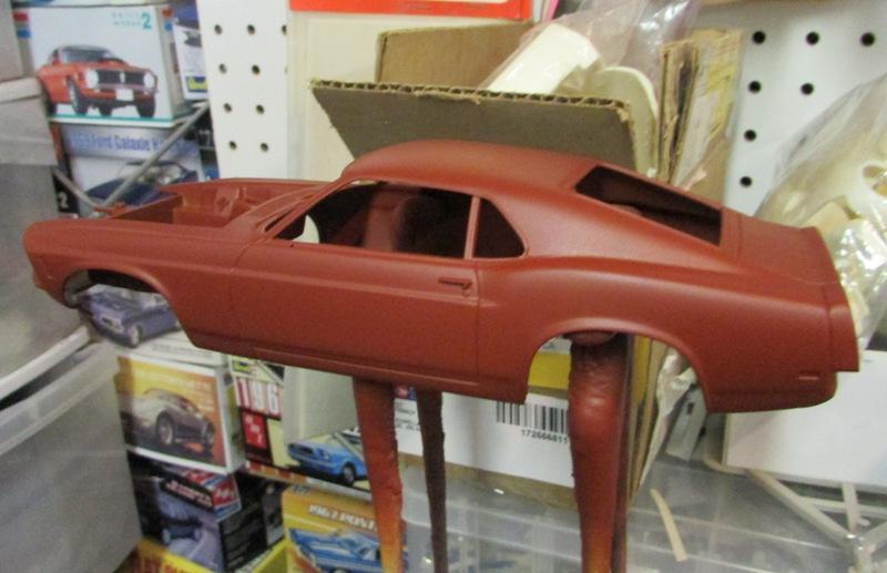 1970 Mustang Mach 1  6f30af10