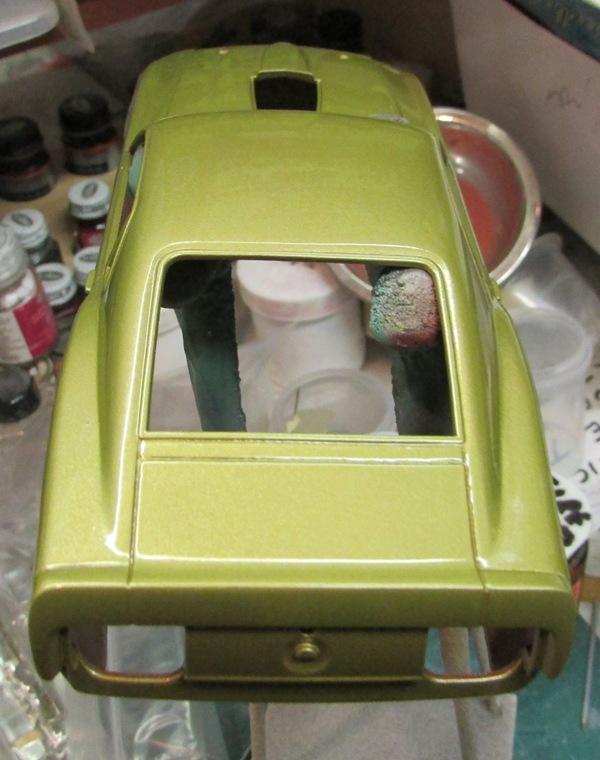 1970 Mustang Mach 1  70d97210
