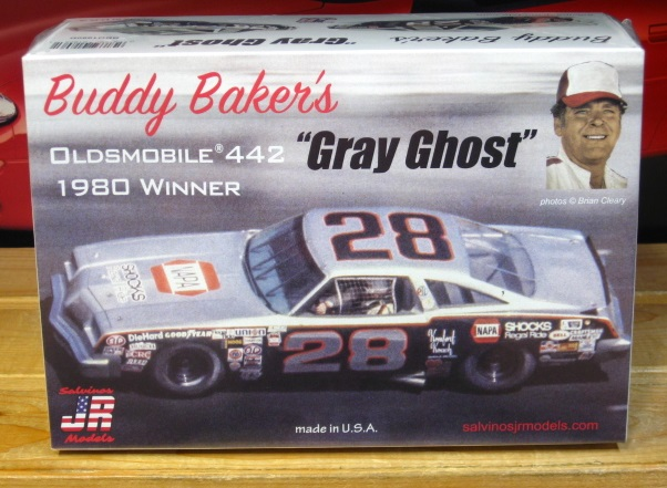 En commande Salvinos Jr... Buddy Baker 1980 Oldsmobile NASCAR !  8db0ae10