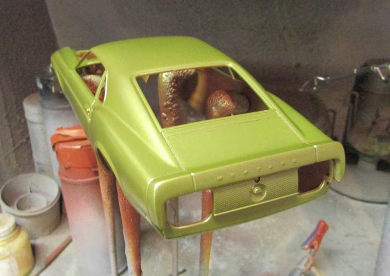 1970 Mustang Mach 1  B75ef810