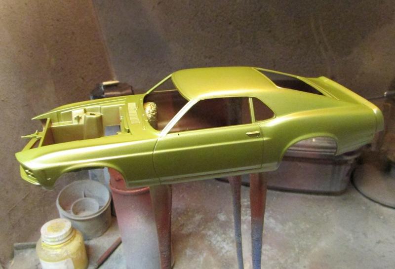 1970 Mustang Mach 1  C2f8c810