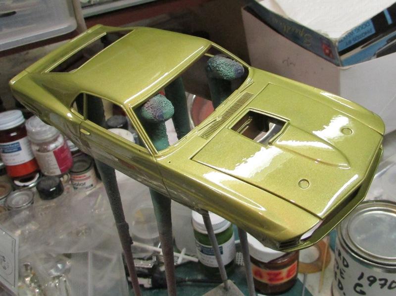 1970 Mustang Mach 1  D0d55710