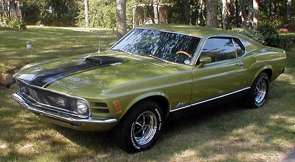 1970 Mustang Mach 1  - Page 2 Debby_10