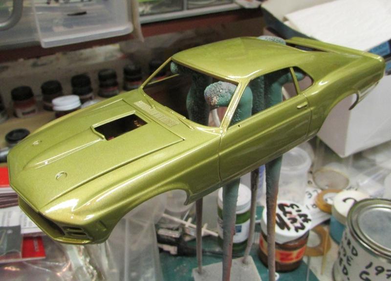 1970 Mustang Mach 1  E8eed310
