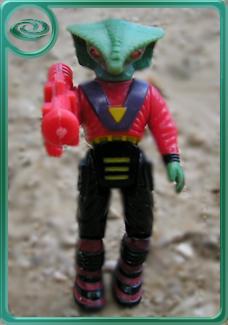 ALIEN CAOS - Emperador Galáctico Cobrat Cobrat10