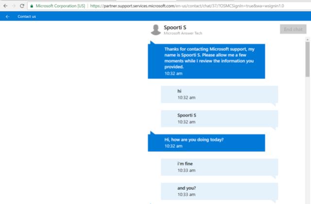 Hướng dẫn get confirmation ID (ID step 3) Office/Windows bằng cách Chat Với Microsoft Activa17