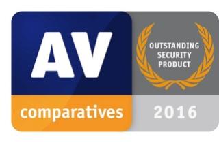 """Lịch sử của giải """"Sản phẩm của năm"""" từ AV-Comparatives Sanpha10"""