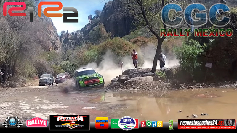Roadbook Rally México R1 y R2 [#RBR] Rally10