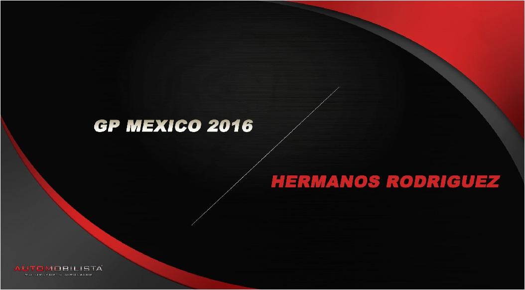 CIRCUITOS F-ONE CON DRS  Mexico10