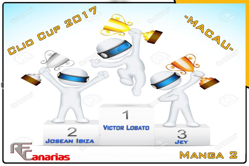 PRESENTACION GP MACAU (CLIO CUP 2017) Podium11