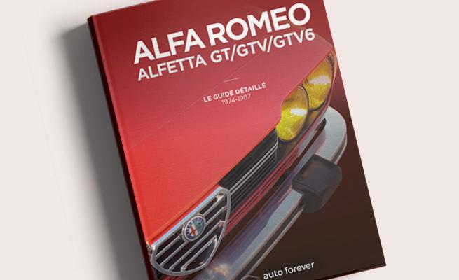 le Guide détaillé Alfa Romeo Alfetta GT/GTV/GTV6 Visu-k10