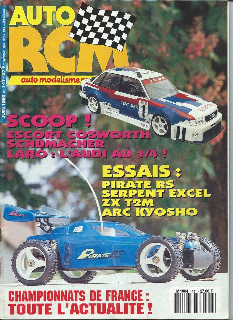 Reportage auto RCM Kyosho ARC 1/5 Scan0026