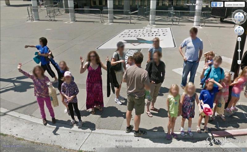 STREET VIEW : un coucou à la Google car  - Page 21 Descou10